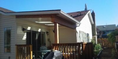 z. roof deck addition