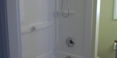 Chris Bathroom after