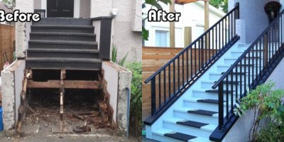 Before_After_CorrineStairs
