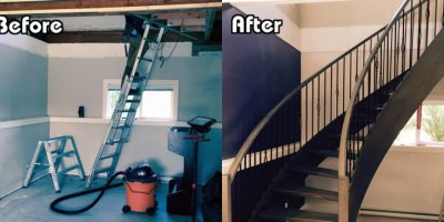 Before_After_StairsCurved